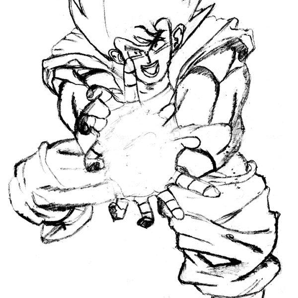 Goku Shooting